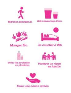 4 règles du bien-être