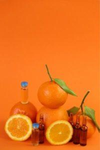 Jus de fruits et légumes entiers pour la santé et la peau