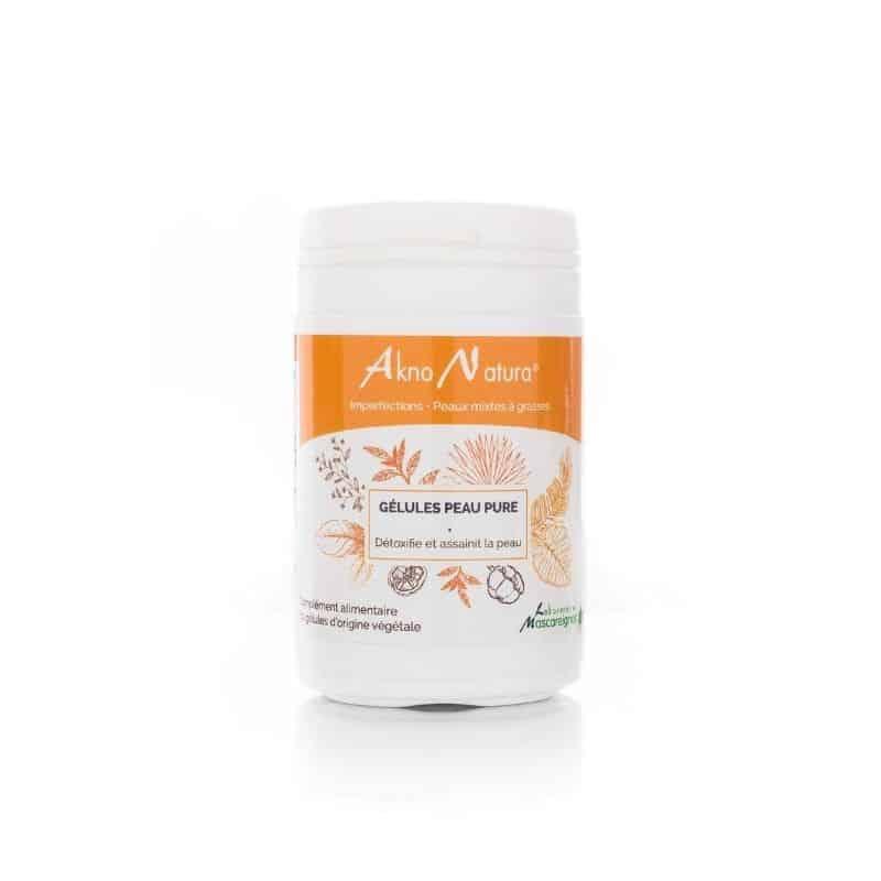 Gélules acné Akno Natura