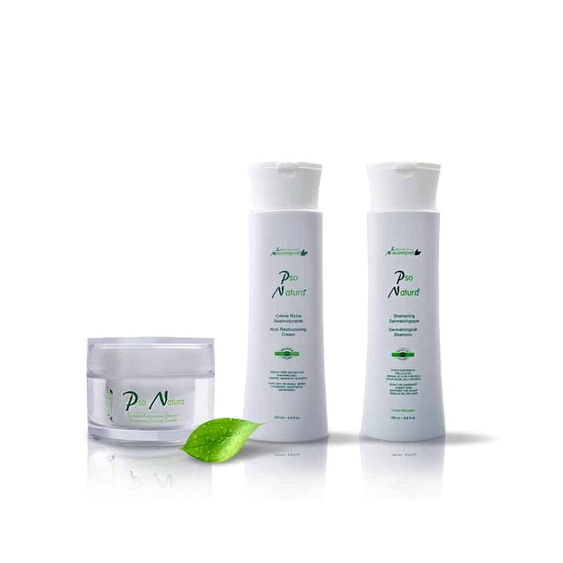 Ecopack 3 soins Pso Natura