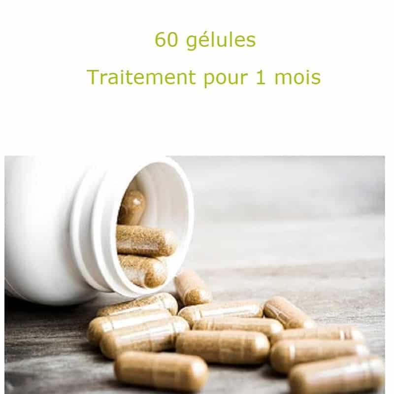 Gélules Detox & Zen Pso Natura contre stress et désordres digestifs