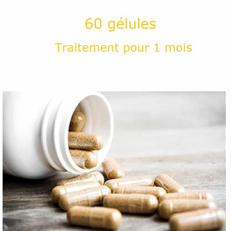 Akno Natura vitamines zinc et plantes contre les boutons Acné