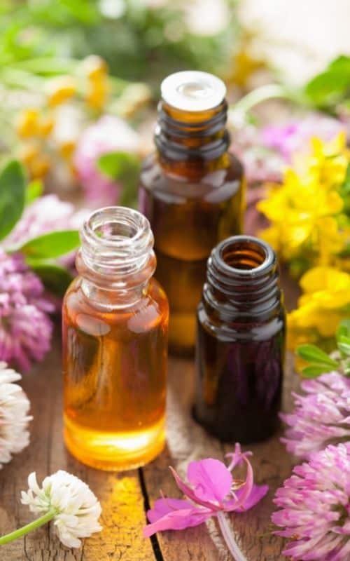 Huiles essentielles pour le traitement naturel du psoriasis