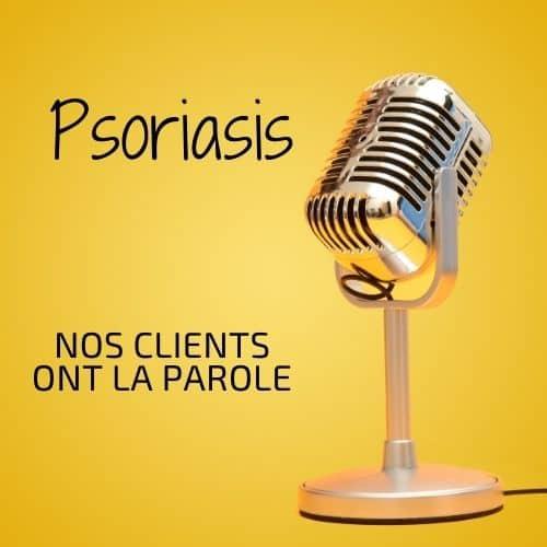 témoignages et avis sur soin naturel psoriasis