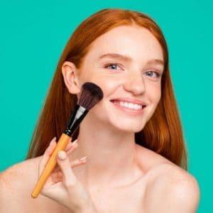 maquillage non-comédogène