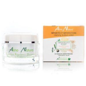 Contre l'acné, les soins Akno Natura